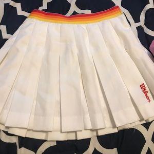 Wilson Tennis Skirt
